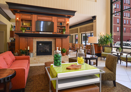 Hilton Garden Inn, Indianapolis IN