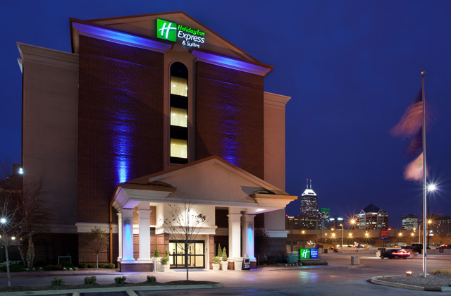 Holiday Inn Express Indianapolis Downtown