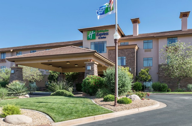 Holiday Inn Express St. George North Zion