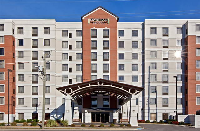 Staybridge Suites Indianapolis Downtown